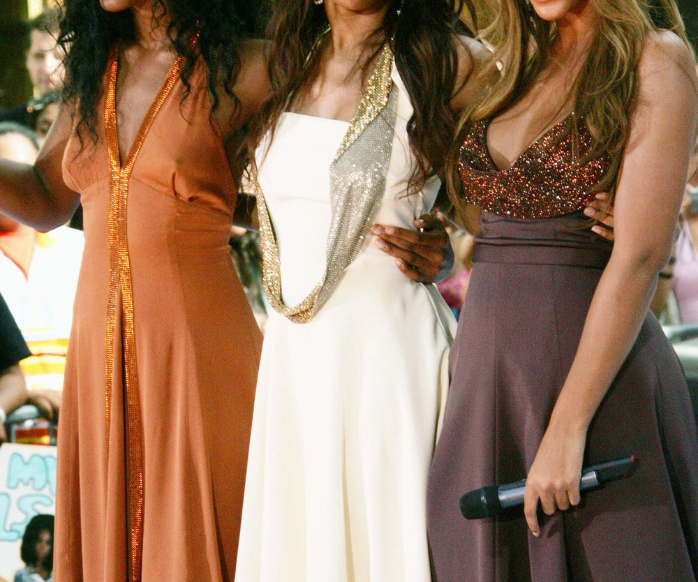 Beyonce: Live-Auftritt mit Destiny's Child!