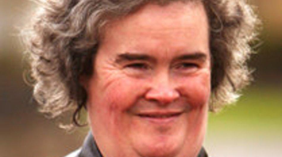 Susan Boyle: Kurz vor dem Zusammenbruch?!