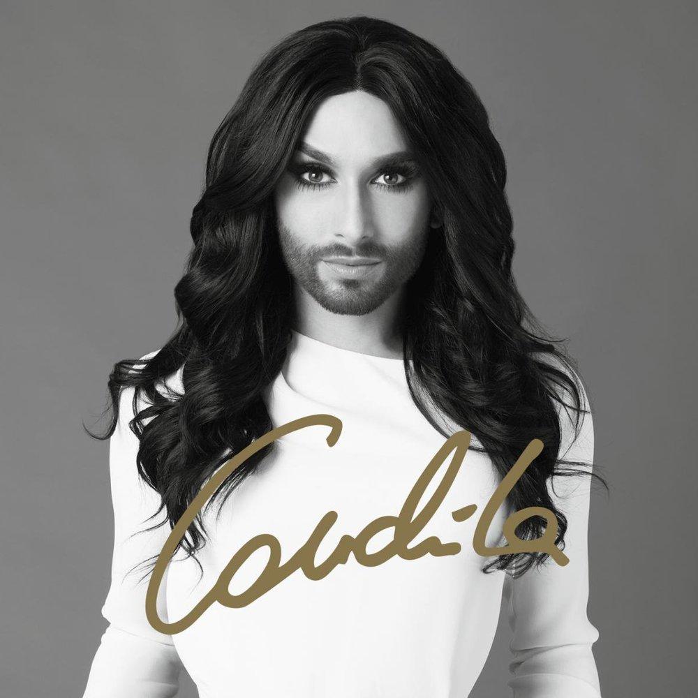 """Conchita Wurst veröffentlicht Debütalbum """"Conchita"""""""