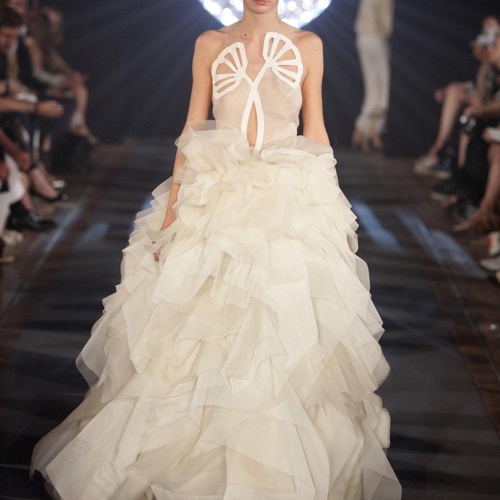 Berlin Fashion Week: Kaviar Gauche vereint hart und zart
