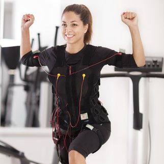 Wie funktioniert EMS-Training?