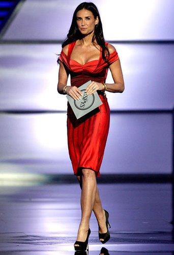 Demi Moore - Die Now And Then-Schauspielerin