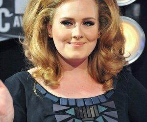 Adele und die berühmten drei Worte