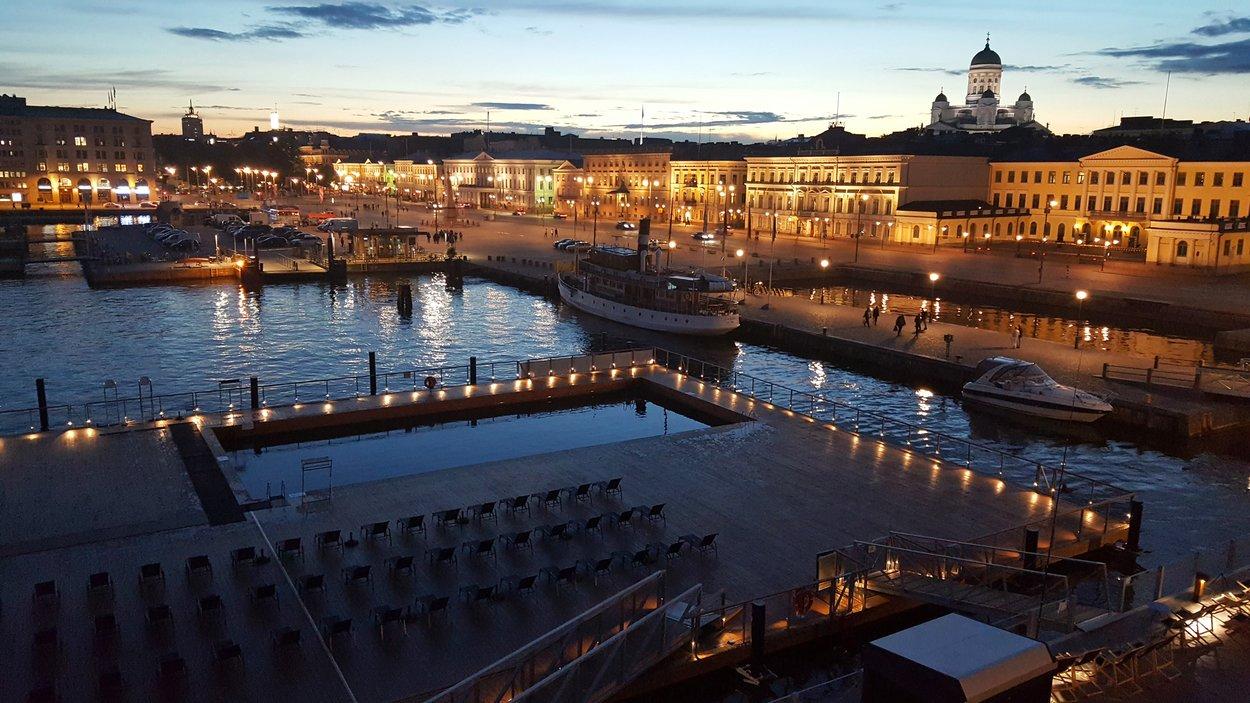 Helsinki Alla Sea Pool