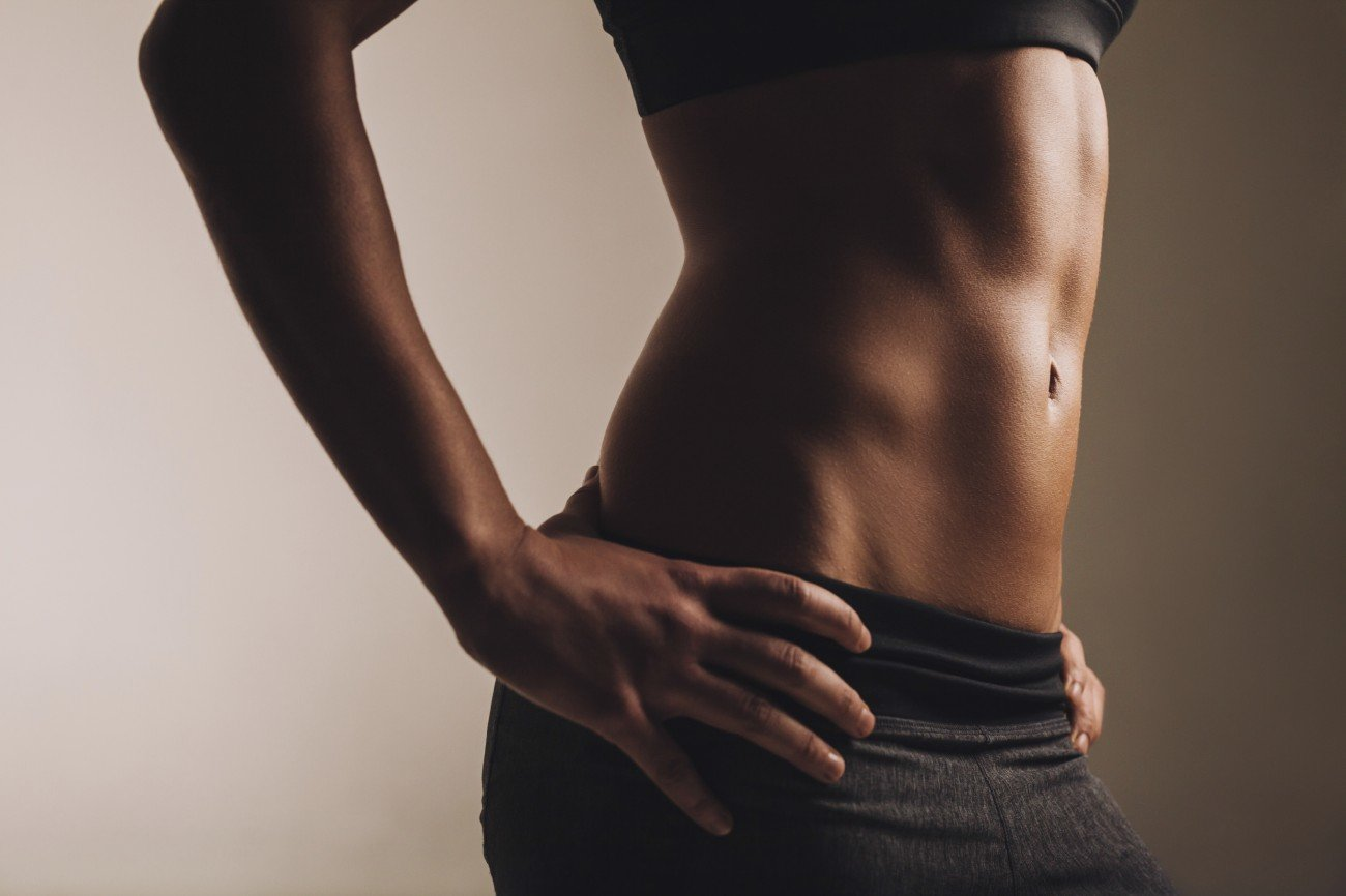 Core-Training für einen starken Rücken und schönen Bauch