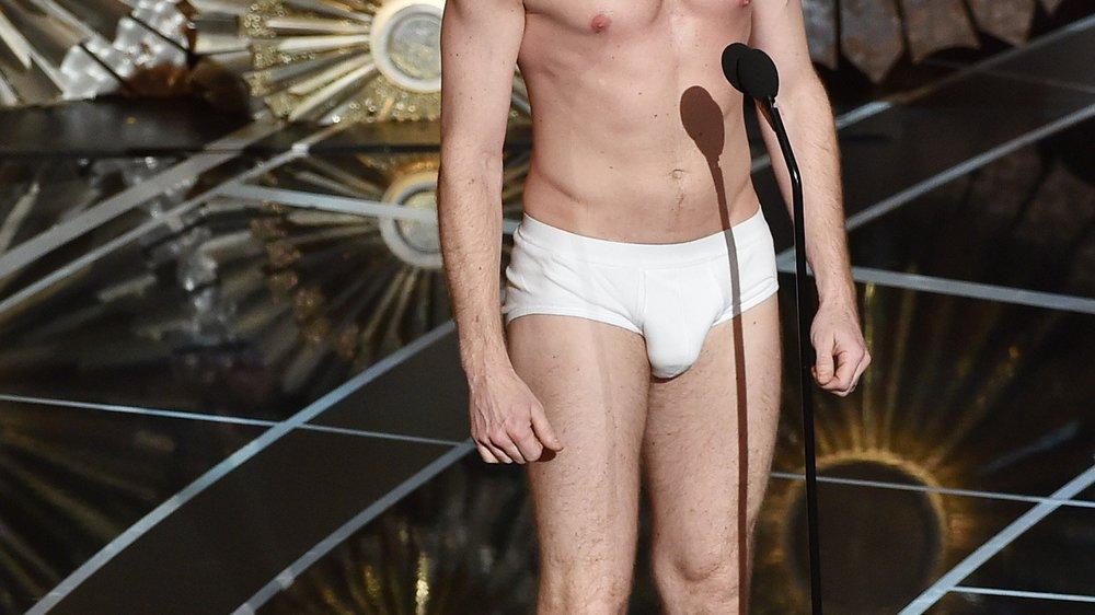 Neil Patrick Harris hat beim Unterhosen-Outfit nicht nachgeholfen