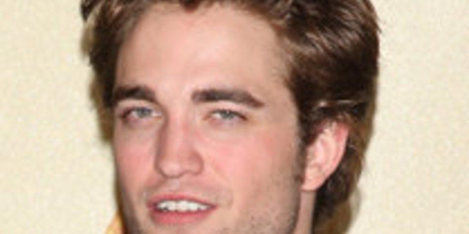 Robert Pattinson: James Dean ist sein Idol