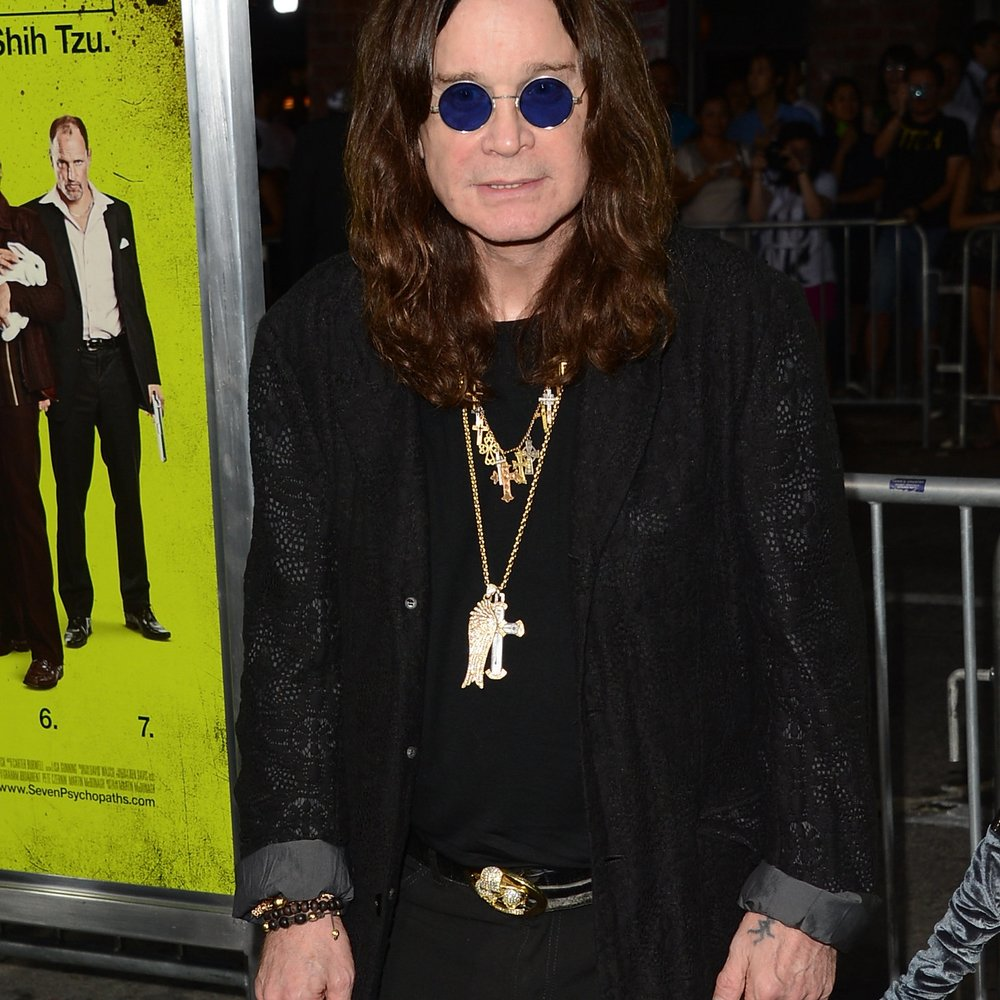 Ozzy Osbourne setzte seine Küche in Brand