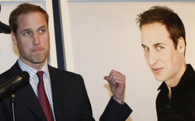 Prinz William ist der britische Thronfolger