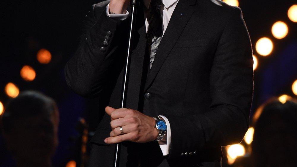 Adam Levine macht den Oscars-Outfit-Check