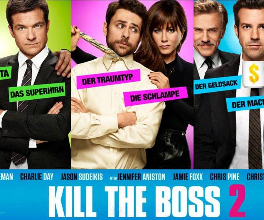 Kill the Boss 2: Überstunden – Gehaltskürzung – Lebensgefahr!