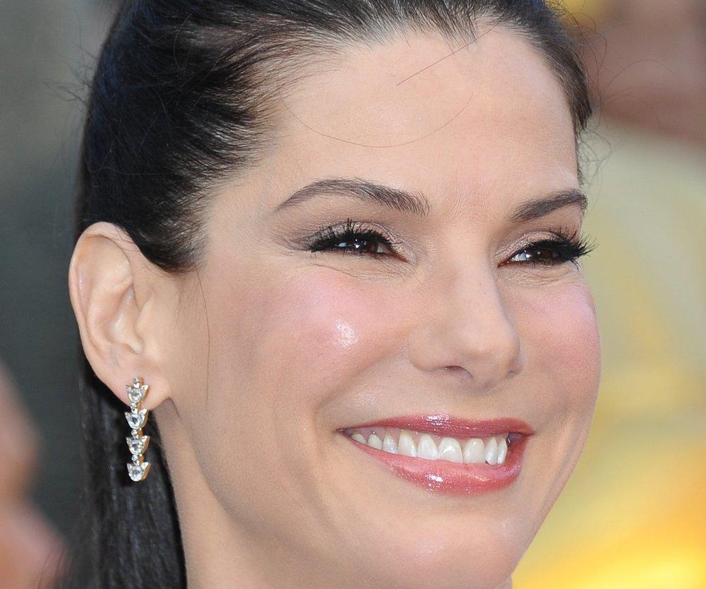 Oscars 2012: Sandra Bullock extrem glattgebügelt