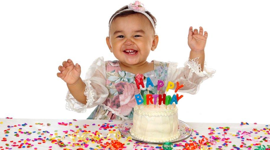 Der erste Geburtstag ist etwas ganz Besonderes. Der Schlüssel zur perfekten Party: Verzicht.
