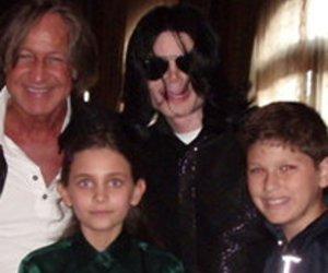 Michael Jackson: Kinder reden von ihm