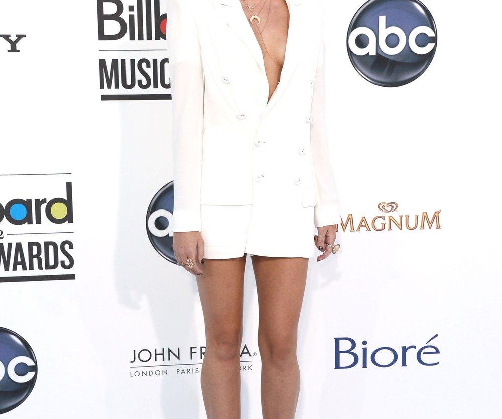 Miley Cyrus - Schockiert über Justin Bieber Fans