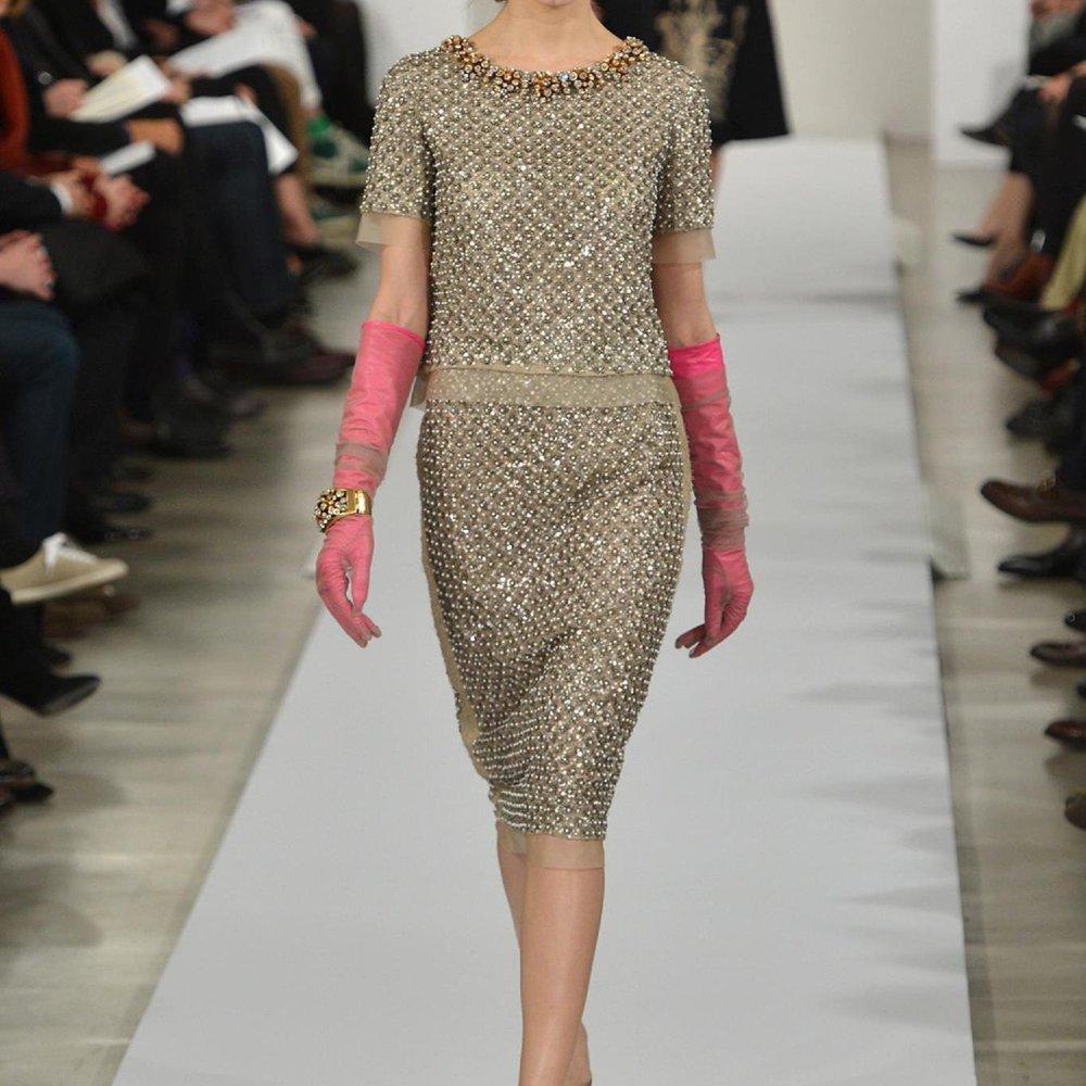 Oscar de la Renta bringt Glamour nach New York