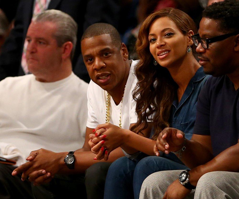 Beyonce und Jay-Z: Streit ist geklärt