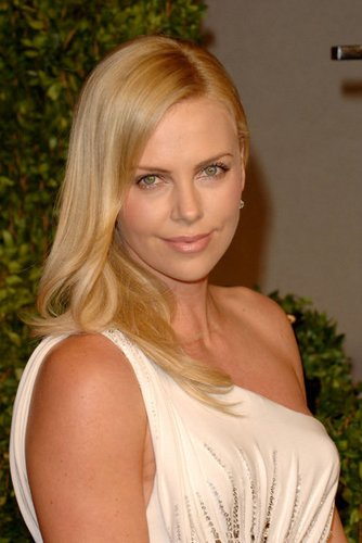 Charlize Theron bei den Oscars