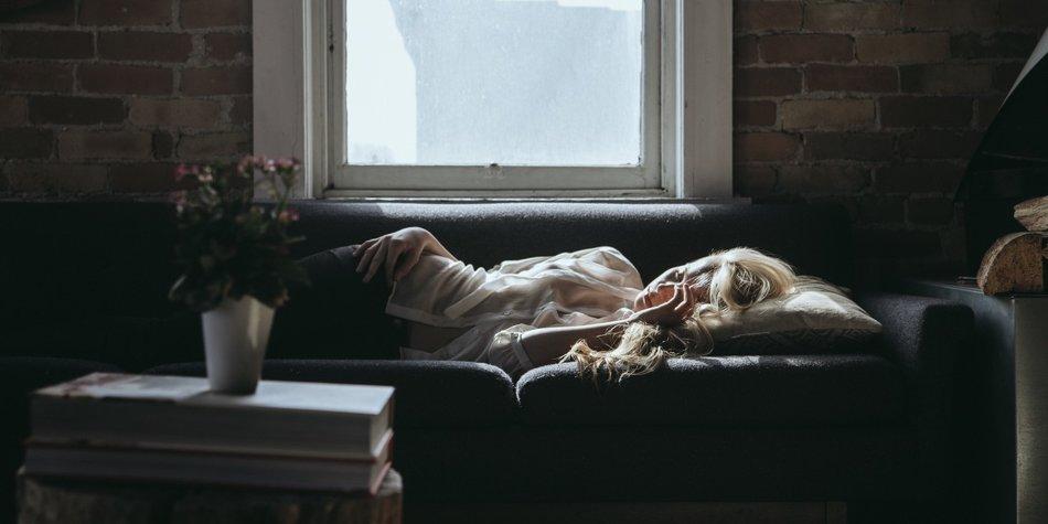 Zu viel Schlaf ungesund