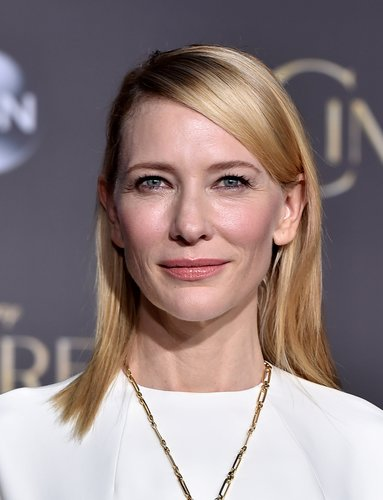 Cate Blanchett: Sleek Look