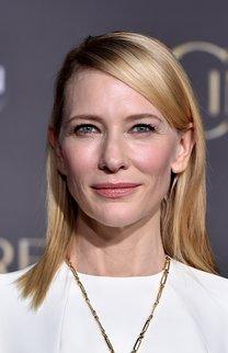 Cate Blanchett: Sleek Look