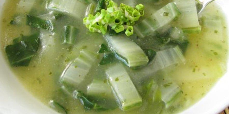 Mangoldsuppe