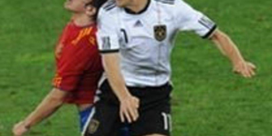 WM 2010: Deutschland gegen Uruguay - Das kleine Finale
