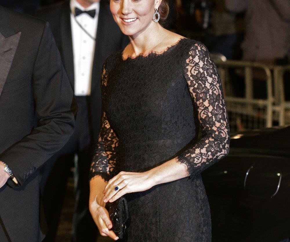 Kate Middleton: Bekommt sie ein Mädchen?