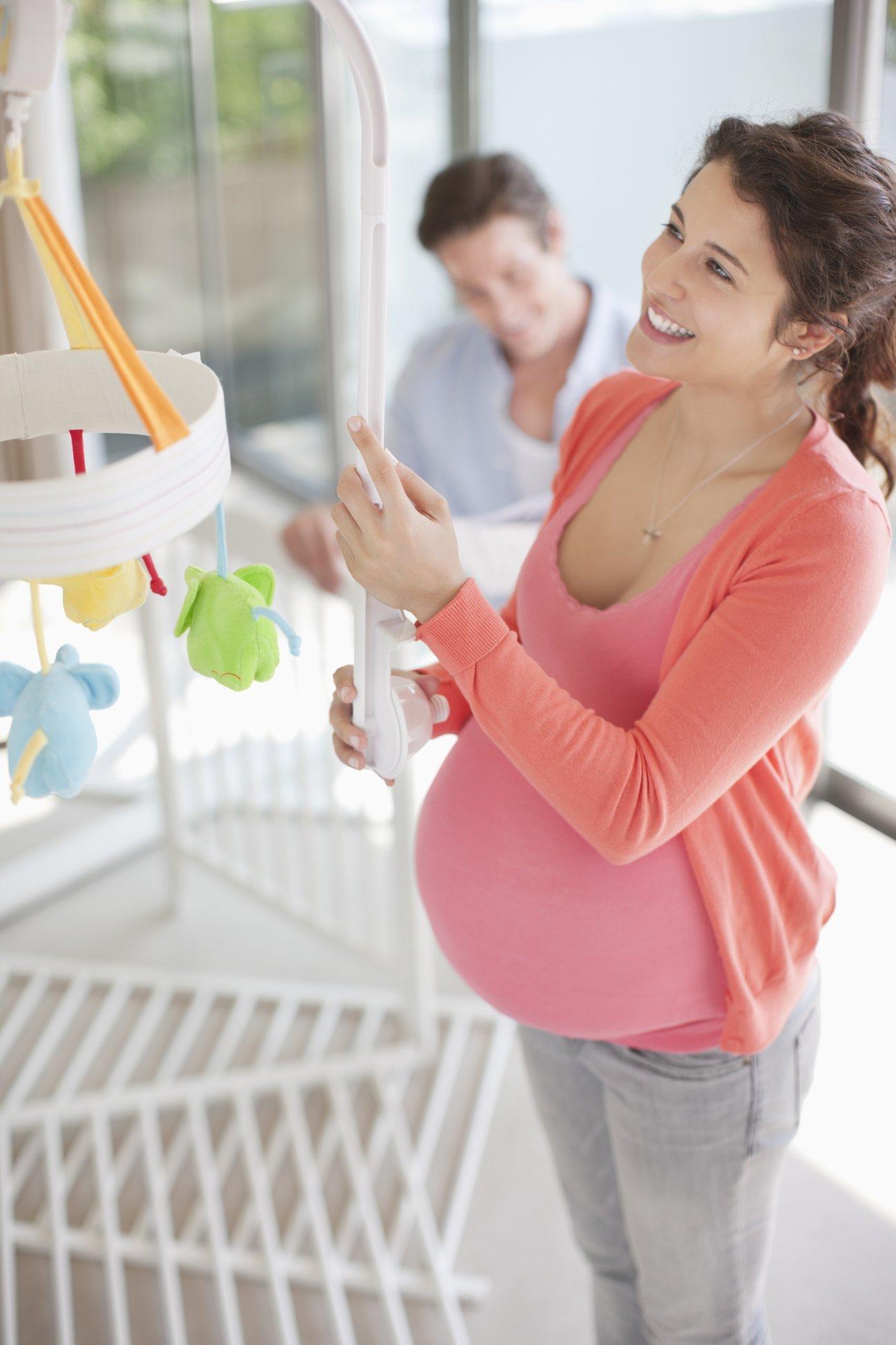 Erstausstattung Baby Kinderzimmer