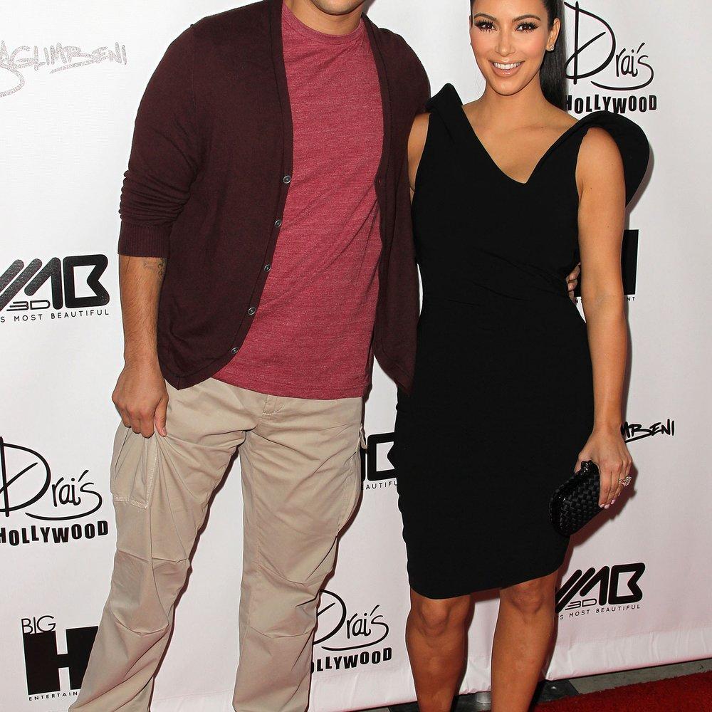 """Kim Kardashian: Versöhnung mit Rob nach """"Gone Girl""""-Beleidigung"""
