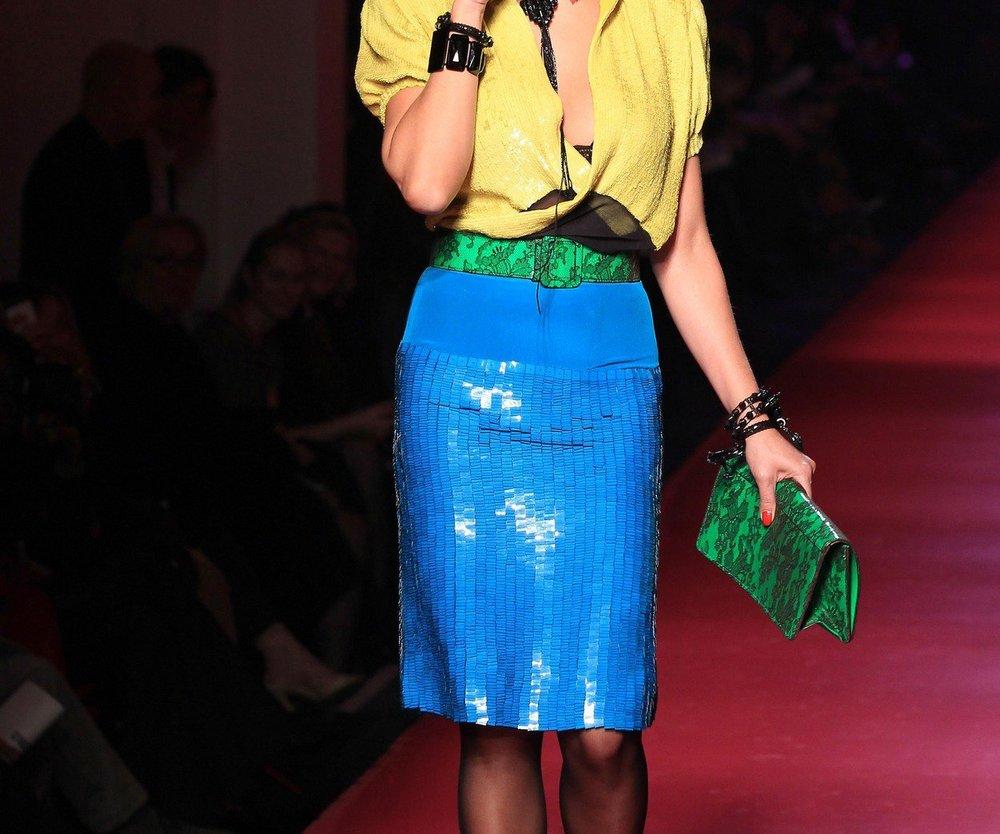 Jean Paul Gaultier ehrt Amy Winehouse