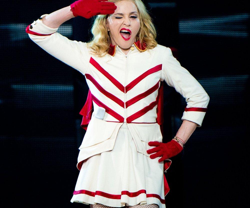 Madonna ist stolze Milliardärin