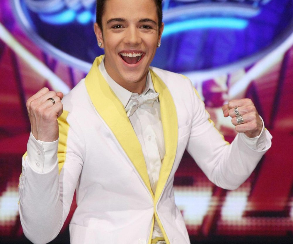 DSDS 2012: Superstar Luca Hänni