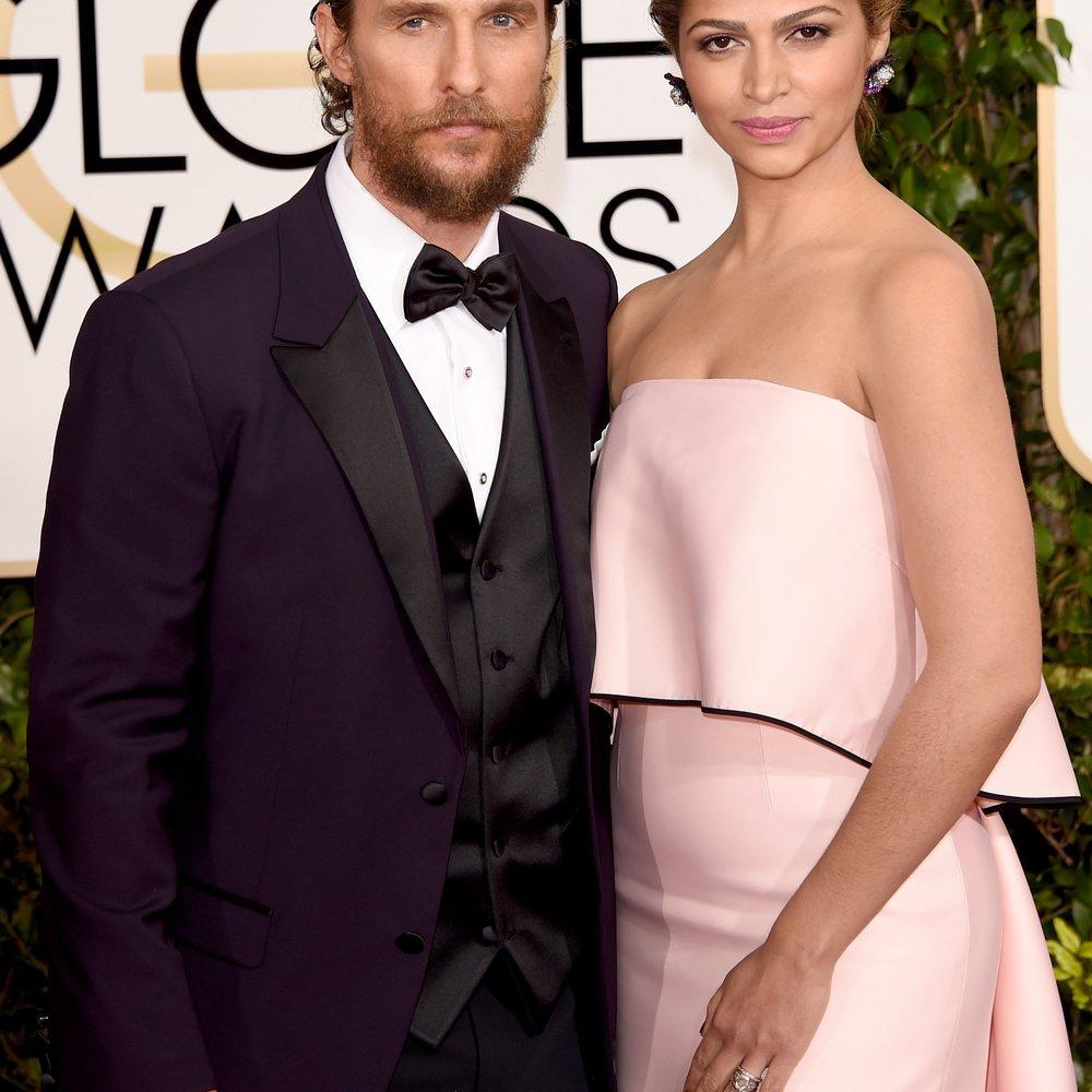 Matthew McConaughey: Wird er zum vierten Mal Vater?