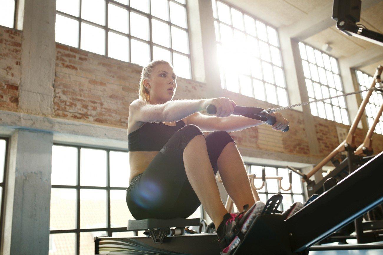 Wie oft ins Fitnessstudio