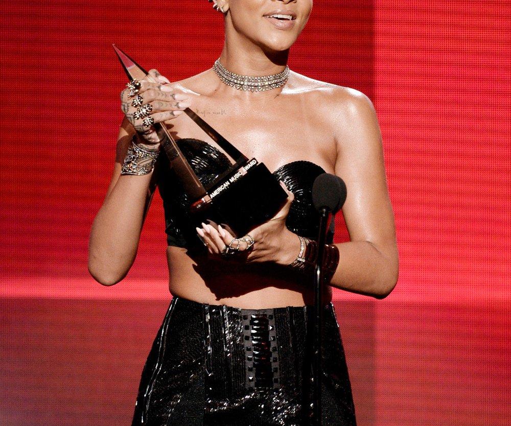 Rihanna schickt ihren Fans Urlaubsgrüße