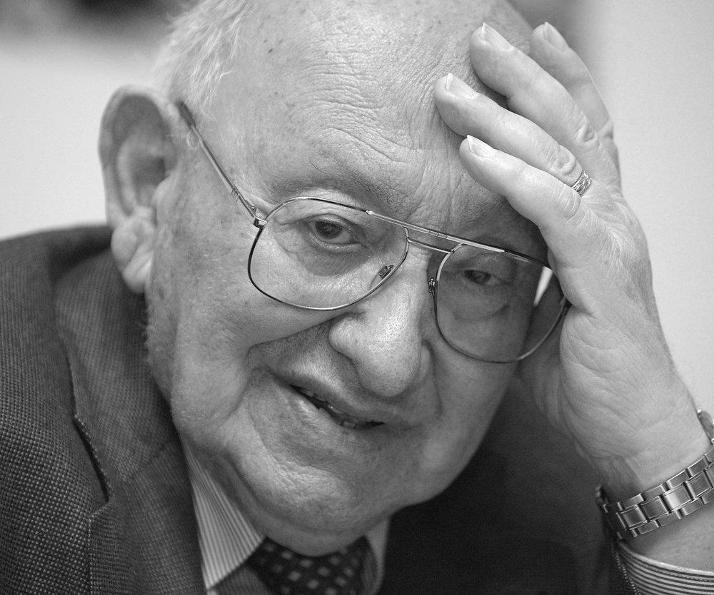 Marcel Reich-Ranicki: Bewegende Trauerfeier