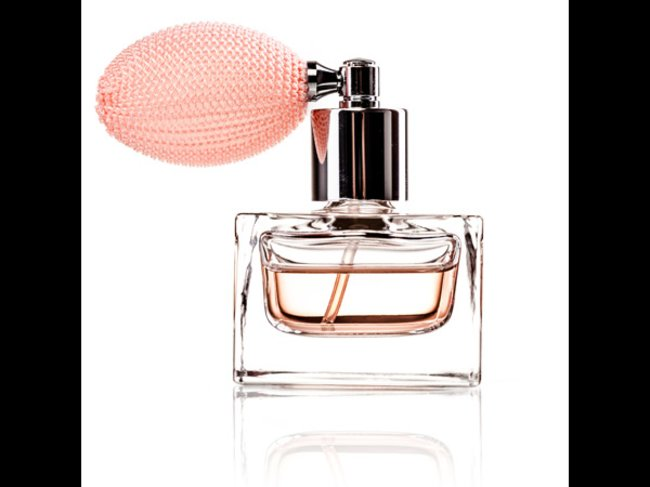 Eckiges Parfum