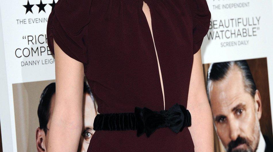 Keira Knightley als Ersatz für Scarlett Johansson