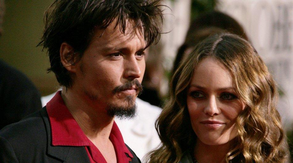 Johnny Depp allein in Los Angeles