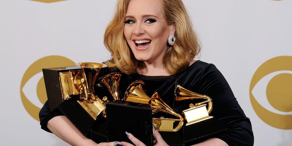 Adele: Heiratet sie noch in diesem Jahr?
