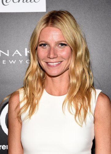 Gwyneth Paltrow: Sanfte Beach Waves