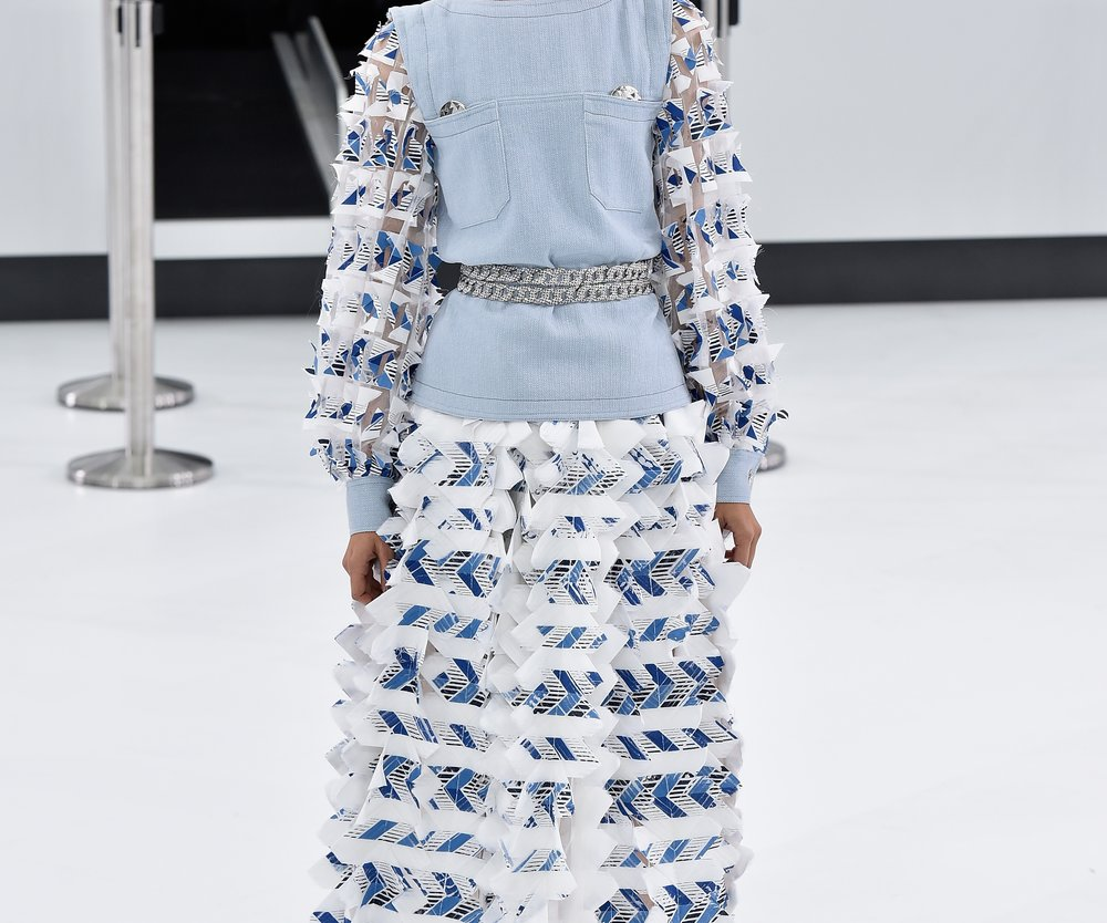 Paris Fashion Week 2015: Chanel
