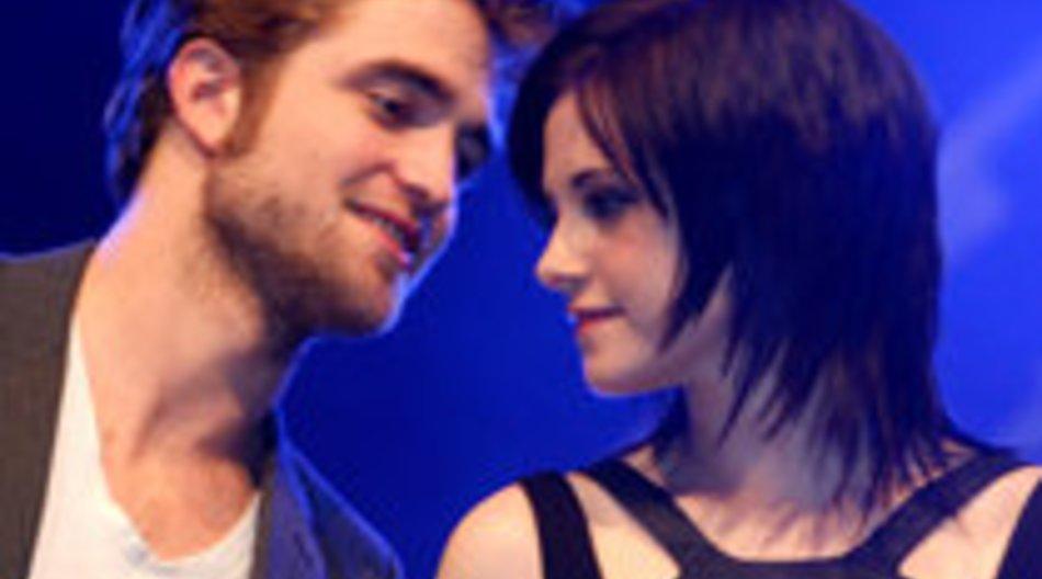 Robert Pattinson und Kristen Stewart: Neues vom Insider