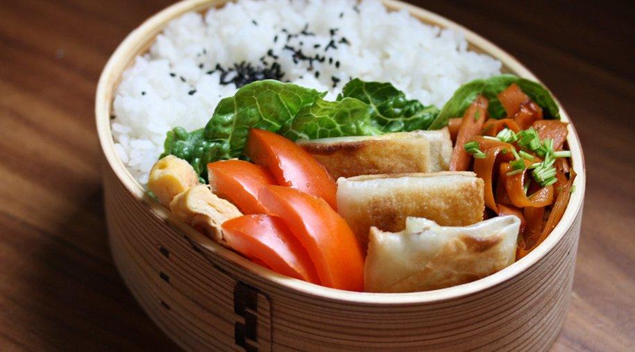 Tokens köstliche Bento Box Rezepte