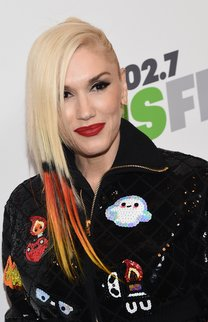 Gwen Stefani: Fake Side Cut