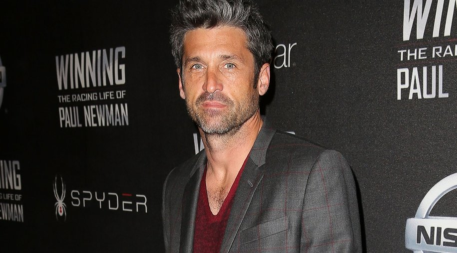 HOLLYWOOD, CA - APRIL 16: Actor Patrick Dempsey attends the charity screening of 'WINNING: The Racing Life Of Paul Newman' at the El Capitan Theatre on April 16, 2015 in Hollywood, California. (Photo by Imeh Akpanudosen/Getty Images)