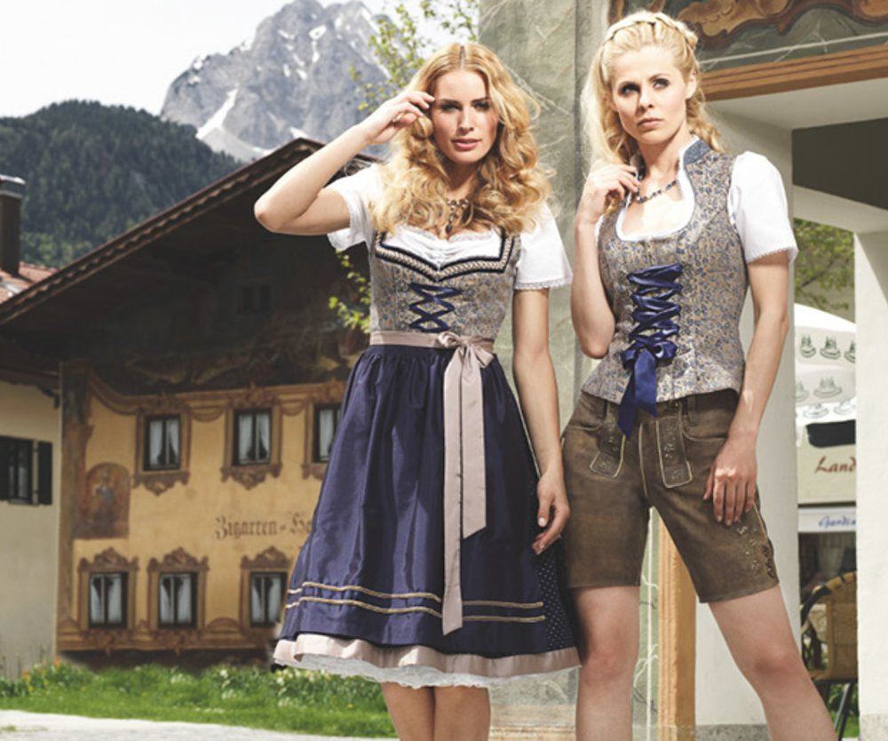 Dirndl-Alternativen