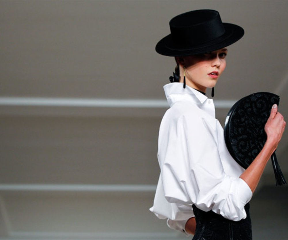 Flamenco Fashion bei Ralph Lauren