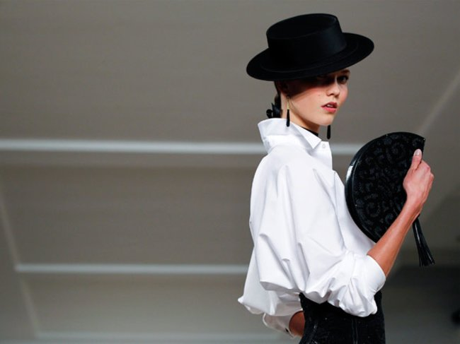 Flamenco Fashion bei Ralph Lauren